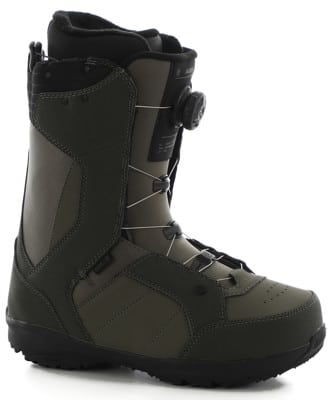 Ride Jackson Snowboard Boots 2021 - cbd green - view large