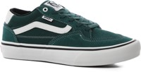Vans Rowan Pro Skate Shoes - pine/white