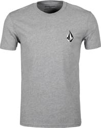 Volcom Deadly Stone T-Shirt - heather grey