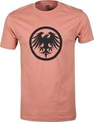 Never Summer Eagle Icon T-Shirt - dusty rose