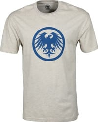 Never Summer Eagle Icon T-Shirt - oatmeal heather