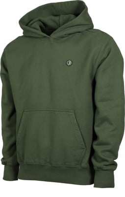 Polar Skate Co. Patch Hoodie - hunter green - view large