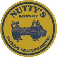 Nutty's Hardware Team Logo 3