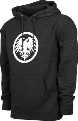 Never Summer Eagle Icon Hoodie - charcoal heather - view large