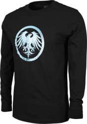 Never Summer Eagle Fill L/S T-Shirt - black