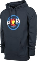 Never Summer Eagle Colorado Hoodie - slate blue