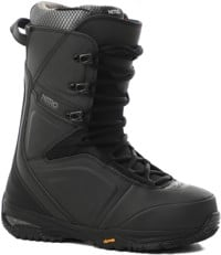 Nitro Team Lace Snowboard Boots 2021 - black
