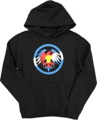 Never Summer Youth Eagle Colorado Hoodie - black