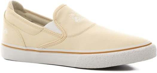 Emerica Wino G6 Reserve Slip-On Shoes - (sasha barr) antique wash - view large