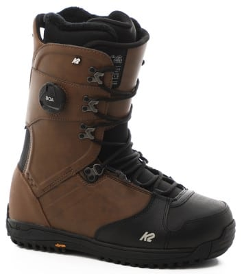 K2 Ender Snowboard Boots 2021 - brown - view large
