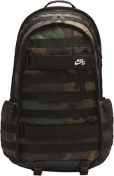 Nike SB RPM Backpack - (camo) black/black/black