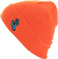 Santa Cruz Screaming Hand Beanie - orange