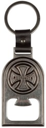 Independent Truck Co. Bottle Opener Keychain - polished nickle