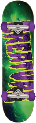 Creature Galaxy Logo 7.8 Complete Skateboard - view large