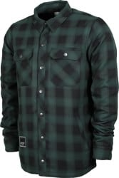 L1 Westmont Insulated Flannel Shirt - emerald