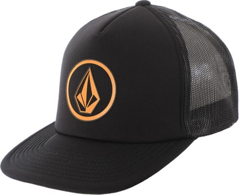 Volcom Full Frontal Trucker Hat - inca gold - view large