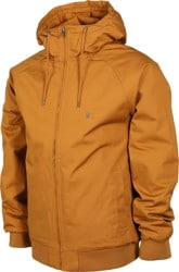 Volcom Hernan 5K Jacket - golden brown