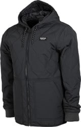 Burton Mallet Hooded Jacket - true black