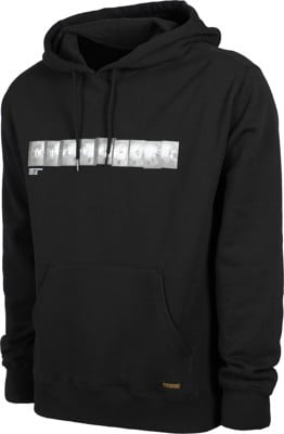 RVCA Baker Photo Hoodie - black - view large