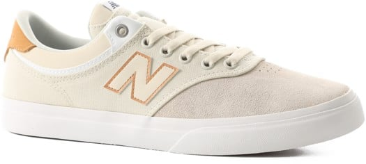 New Balance Numeric 255 Skate Shoes - cream/tan - view large