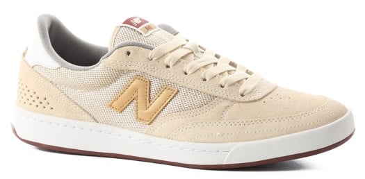 New Balance Numeric 440 Skate Shoes - cream/gold - view large