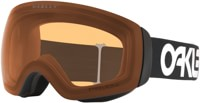 Oakley Flight Deck XM Goggles - factory pilot black/prizm persimmon lens