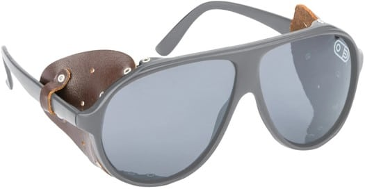 Airblaster Polarized Glacier Sunglasses - smoke - view large
