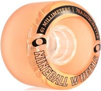 Sector 9 61mm Nineballs Longboard Wheels - orange (78a)