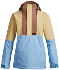 Airblaster Lady Trenchover Insulated Jacket - banana sky
