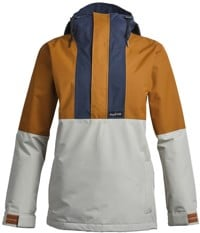 Airblaster Lady Trenchover Insulated Jacket - grizzly