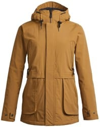 Airblaster Nicolette Insulated Jacket - grizzly