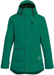 Airblaster Stay Wild Parka Insulated Jacket - surf pine