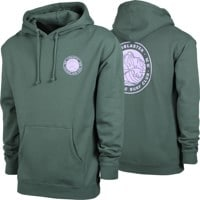 Airblaster Volcanic Surf Club Hoodie - night spruce