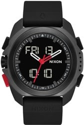 Nixon Ripley Watch - black/red