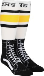 Vans Acrylic Snow Socks - lemon chrome