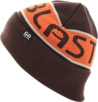 Airblaster Go Medium Beanie - chocolate