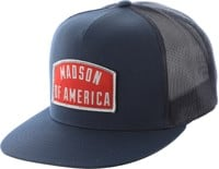 MADSON Keystone Trucker Hat - navy