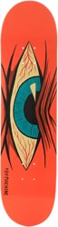 Toy Machine Mad Eye 8.0 Skateboard Deck - blue