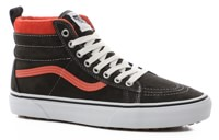 Vans Women's Sk8-Hi MTE Shoes - (mte) suede/black olive