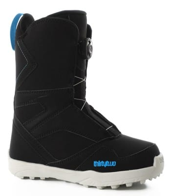 Thirtytwo Kids Boa Snowboard Boots 2021 - black - view large