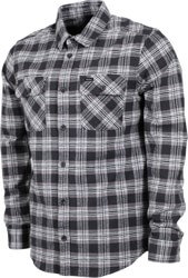 RVCA That'll Work Flannel - black