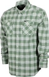 RVCA That'll Work Flannel - celtic green
