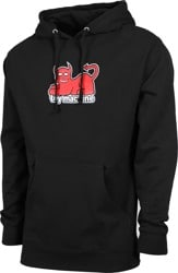 Toy Machine Devil Cat Hoodie - black