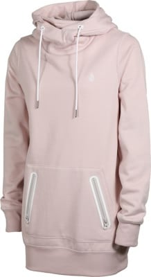 Volcom Polartec Ridin Hoodie - faded pink - view large