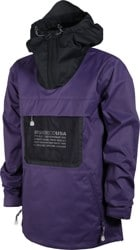 DC Shoes ASAP Anorak Jacket - purple