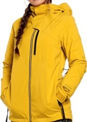 Volcom 3D Stretch Gore-Tex Insulated Jacket - resin gold