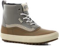 Vans Women's Standard Mid MTE Snow Boot Shoes - grey/gum
