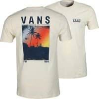 Vans Vintage Sunset T-Shirt - antique white