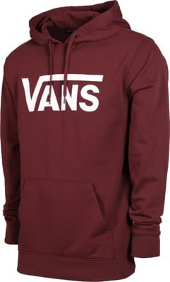 Vans VANS Classic II Hoodie - port royale/white - view large