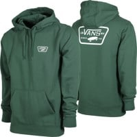Vans Full Patched II Hoodie - pine needle